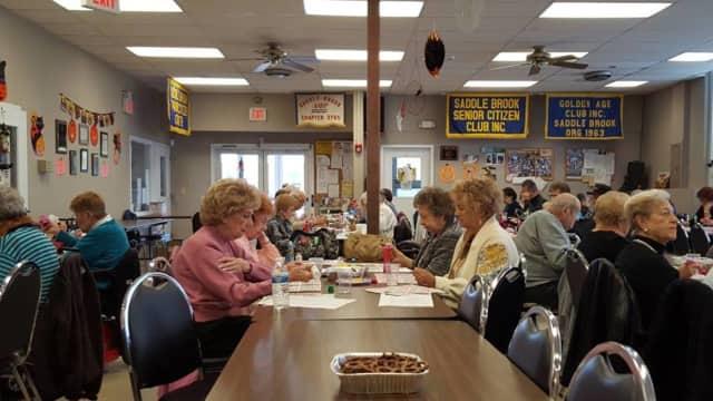 "The Saddle Brook Senior Center will host a ""chicken bingo"" game Feb. 28."