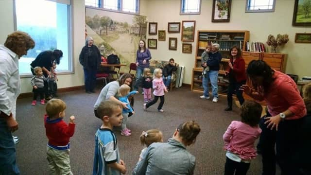 """There is still room in the """"Musical Me!"""" class, which is Wednesday (tomorrow) at 6:30 p.m. at the Beekman Library."""