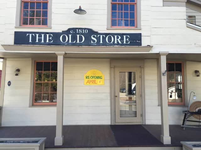 The Old Store will reopen for the season on April 1, the Sherman Historical Society announced.