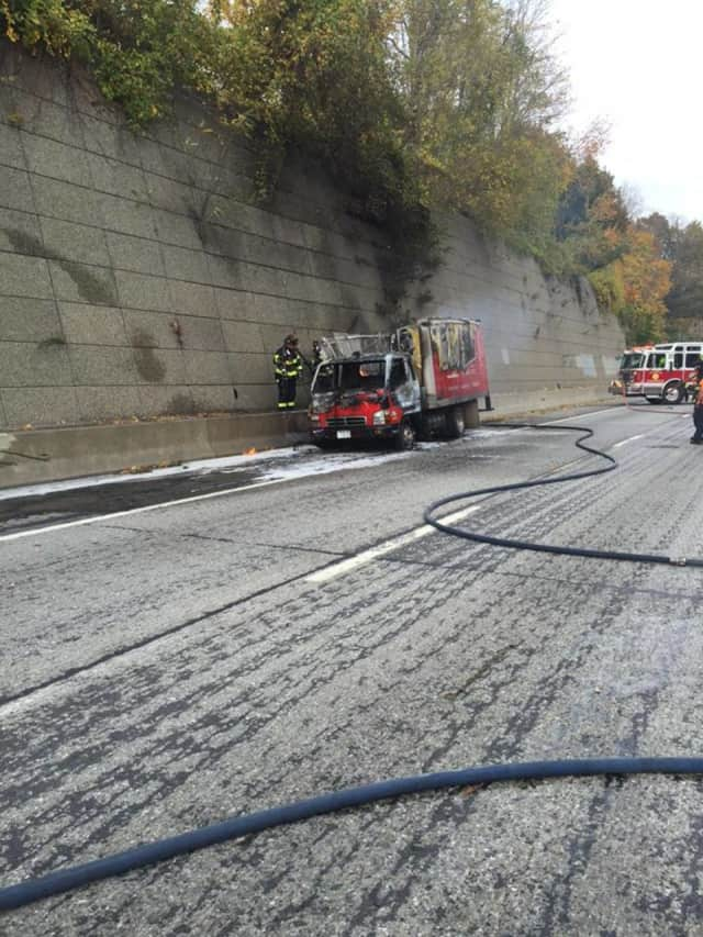A truck fire has caused massive delays on I-95.