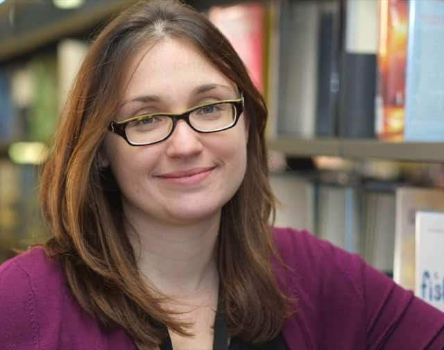 Allison Moonitz, the Mahwah Library's assistant director, was selected as the new director of the Bergenfield Library.