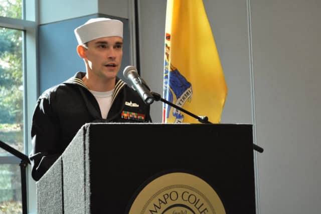 Ramapo College received an award for being a military-friendly campus.