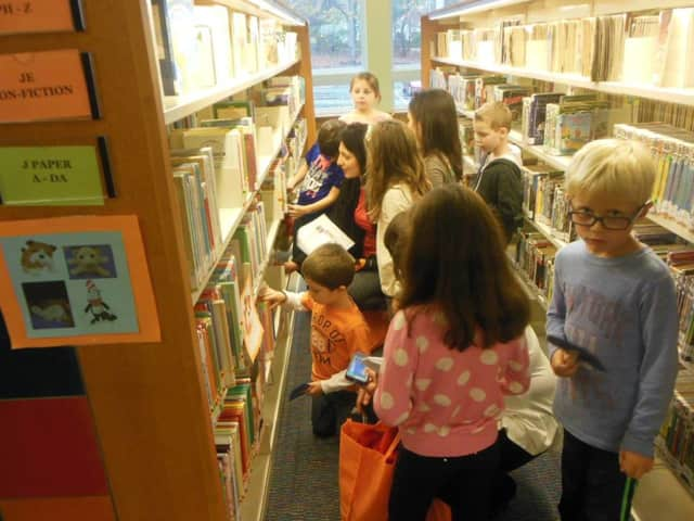 The Wyckoff Public Library will offer treats to accompany the books at its all-day reading event Feb. 16.