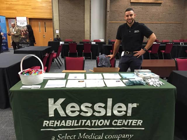 Kessler Rehabilitation Center in Saddle Brook will host several free meetings of Overeaters Anonymous.