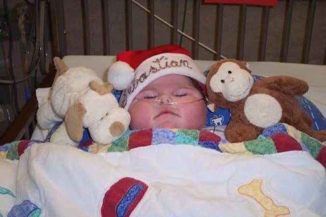 Sebastian Saraivas was hospitalized in late 2006. After his death on Dec. 30 of that year, his family wanted to give back. The sixth annual Sebastian Saraivas Toy Drive will benefit the Children's Hospital of Philadelphia and Families in Need.