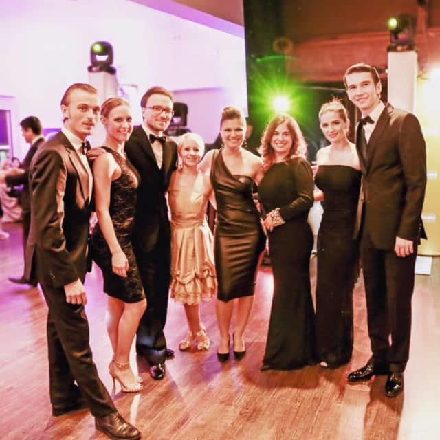 Hudson Dance Center in Edgewater showcases Argentine Tango on Wednesdays.