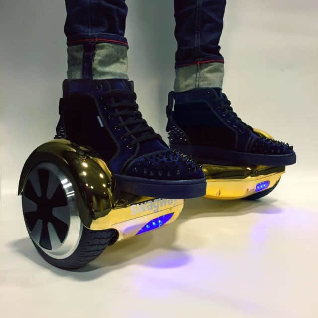 An exploding Swagway Smart Balancing Board is being blamed for a recent fire in Chappaqua.