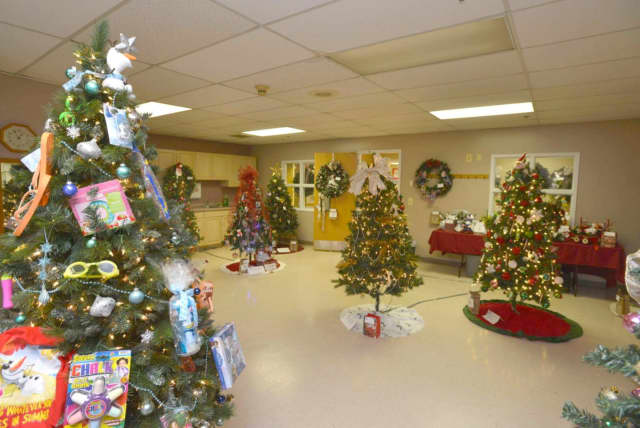 Rutherford is gearing up for the 22nd Annual Kip Festival of Trees and Wreaths at the Kip Center.