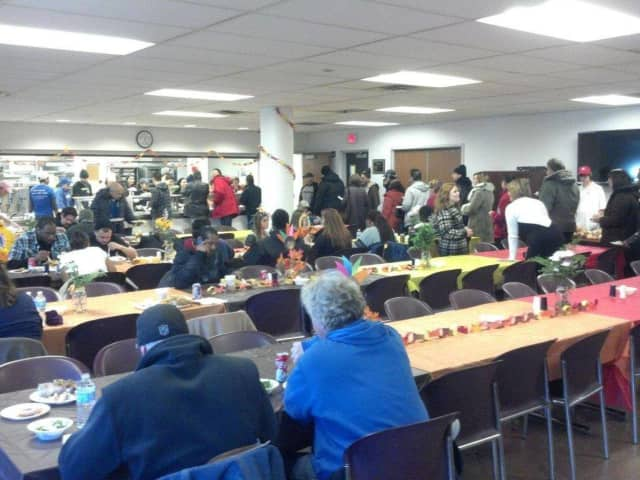 A Wyckoff church is reaching out to those in need in Hackensack.