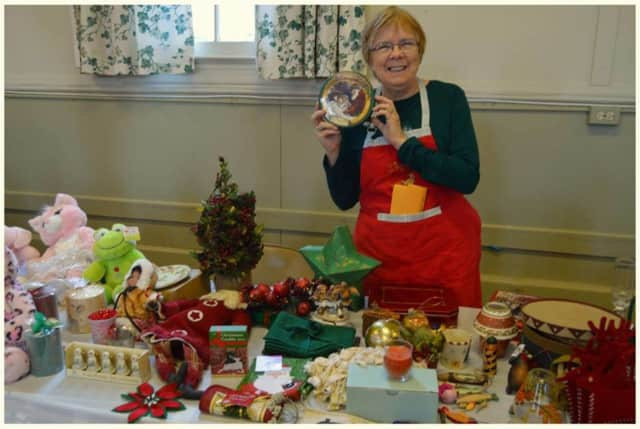 The Waldwick United Methodist Church is having an annual sale.