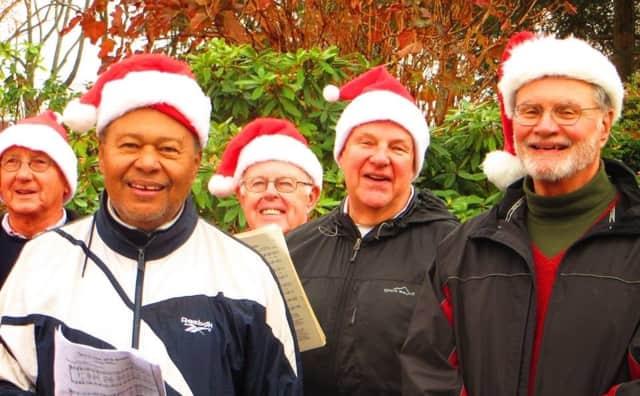The Orpheus Club Men's Chorus will perform Dec. 19-20 in Ridgewood.