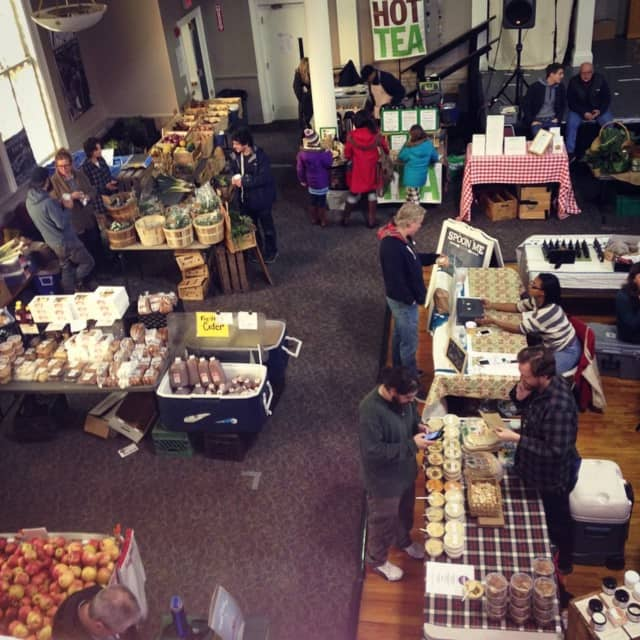The Nyack Farmers Market holds an indoor market every Thursday from 8 a.m.-2 p.m. at the Nyack Center.