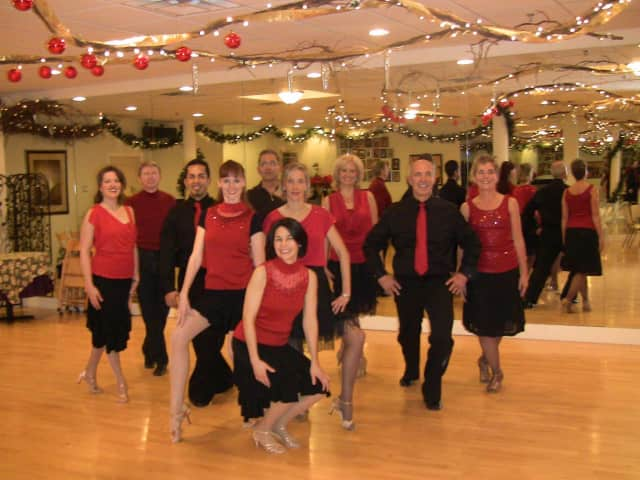 A dance studio in Midland Park is offering a buffet dinner and dance showcase by students.
