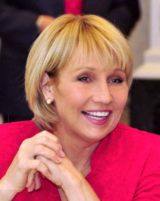 Lt. Gov. Kim Guadagno was the keynote speaker at annual gala of The New Jersey Korean American Chamber of Commerce.