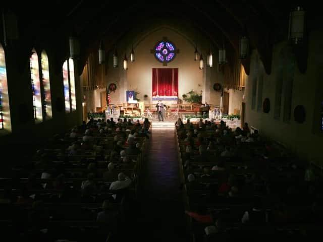 The Bethlehem Evangelical Lutheran Church in Ridgewood.