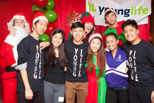 Asian Young Life is organizing a Christmas gathering in Teaneck.