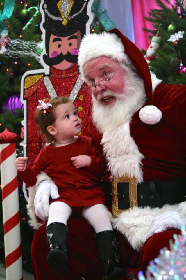 """Santa will make an appearance at a """"Holidays Around the World Festival"""" on Saturday, Dec. 5,  at The Goddard School in Norwood, N.J."""