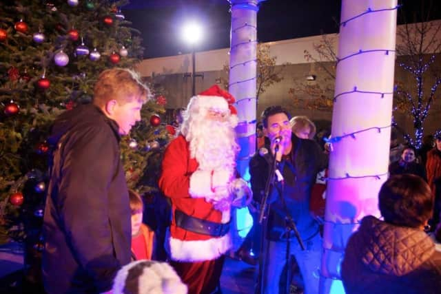 A scene from the 2015 Holiday Lights of Nyack event. This year's event is scheduled for Dec. 3.