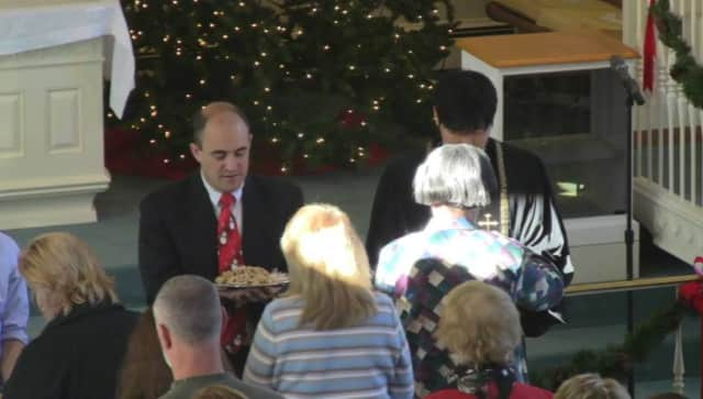 Grace United Methodist Church in Wyckoff will bring holiday cheer to those in nursing homes.