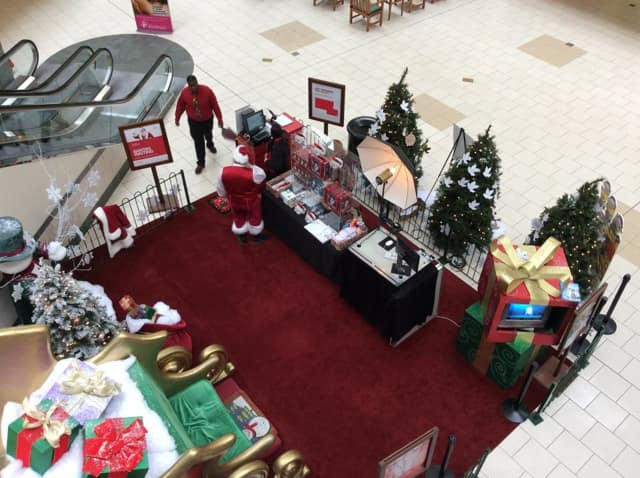 A woman was arrested Dec. 11 for allegedly stealing merchandise from Macy's in the Jefferson Valley Mall.