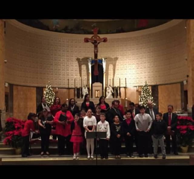 Our Lady of Mount Virgin Church in Garfield received plenty of donations from its Giving Tree.