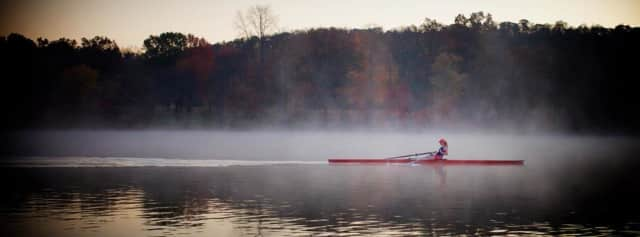 The River Rowing Association is teaming with the Nyack School District to offer students an opportunity to learn about rowing.