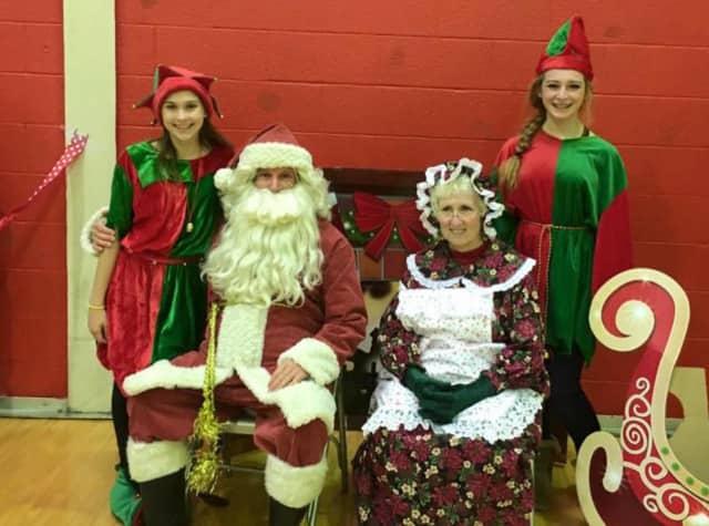 Santa will be back in Bloomingdale Friday and Saturday.