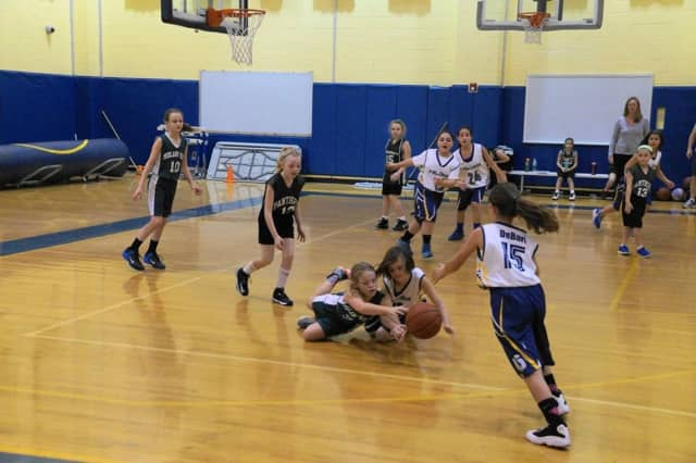 Registration is now open for Little Hoopsters Basketball.