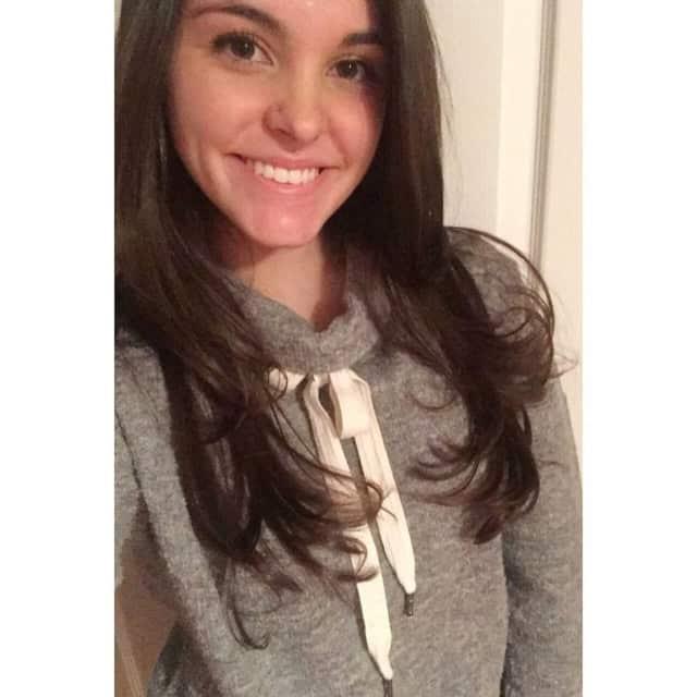 Caitlin Nelson of Sacred Heart University.