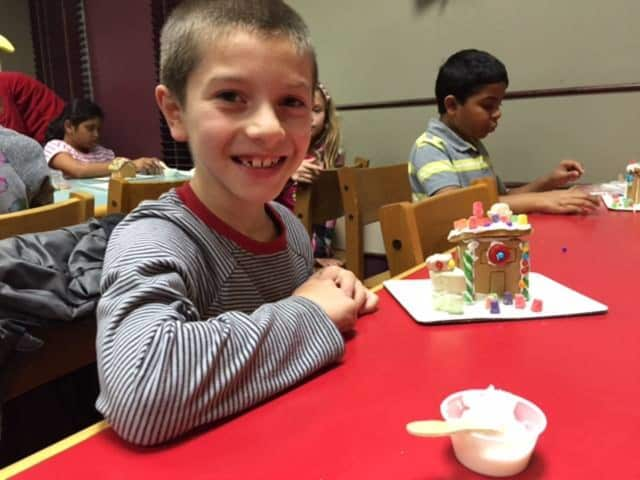 The Wayne Library will hold a winter adventure for kids.