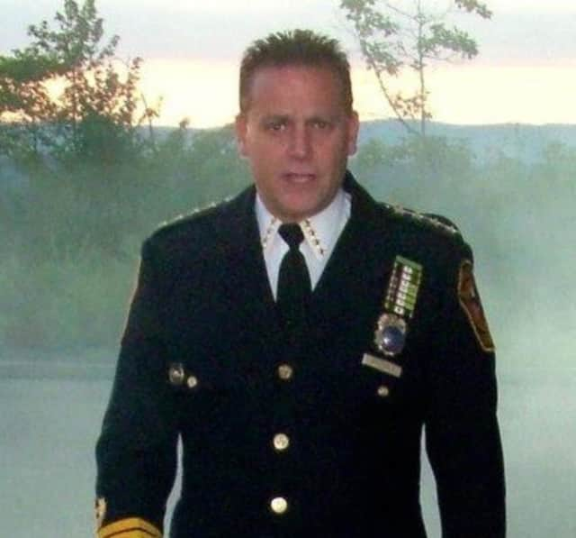 Jerry Speziale, Paterson police director.