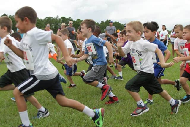 The Healthy Kids Running sessions will be in Memorial Park, in Glen Rock.