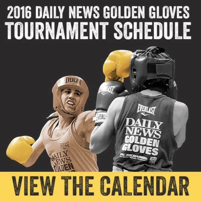 Ramapo and Yonkers will be among those local municipalities to host Golden Gloves boxing.