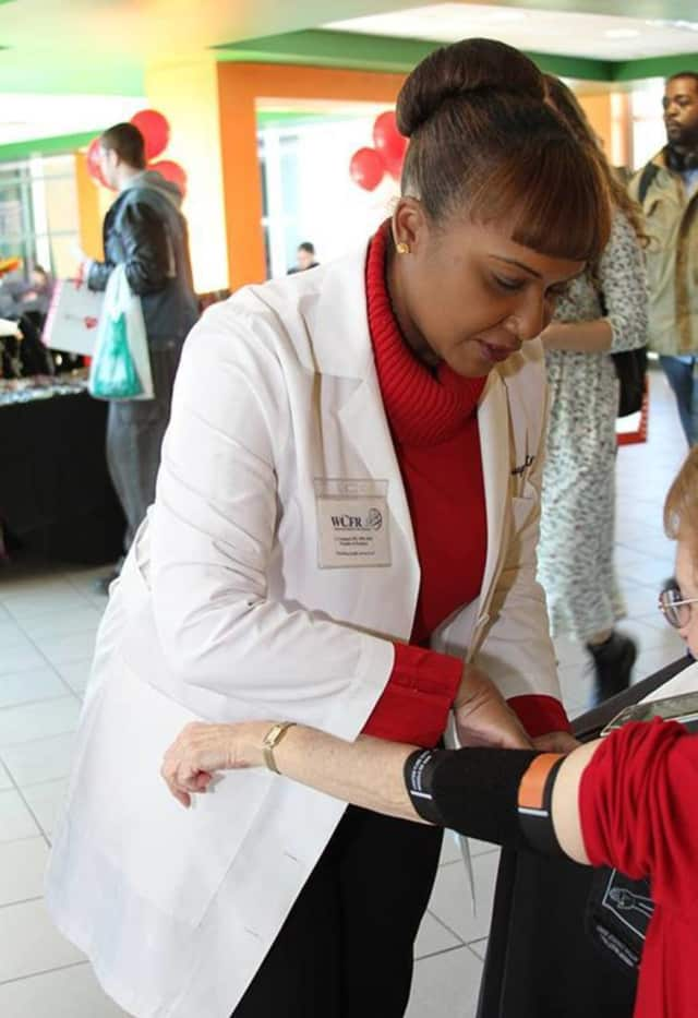 Jacqueline Cassagnol, founder and president of WCFR, said the organization will hold a community health day on Sunday, April 3 at the Palisades Center mall.