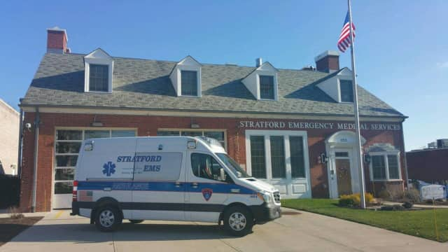Stratford EMS has been designated as a Safe Place, at which youths and teens in need of help can receive it immediately from any EMS personnel.