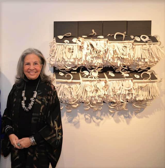 Irmari Nacht's work will be on display in Atlantic City through July 28.