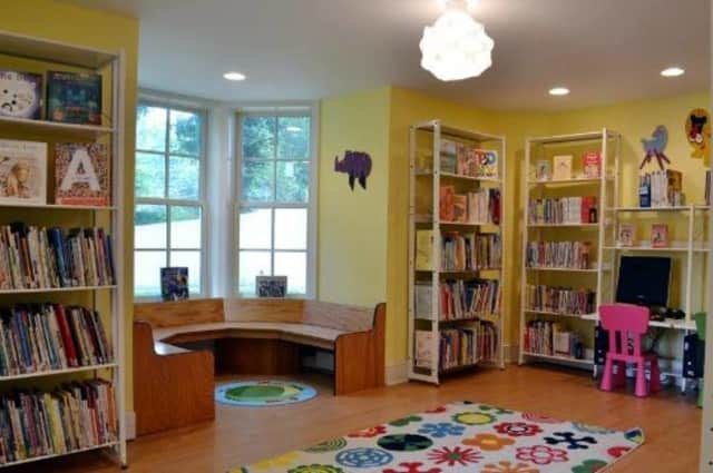 The Red Hook Public Library Children's Room is open again after undergoing a renovation.