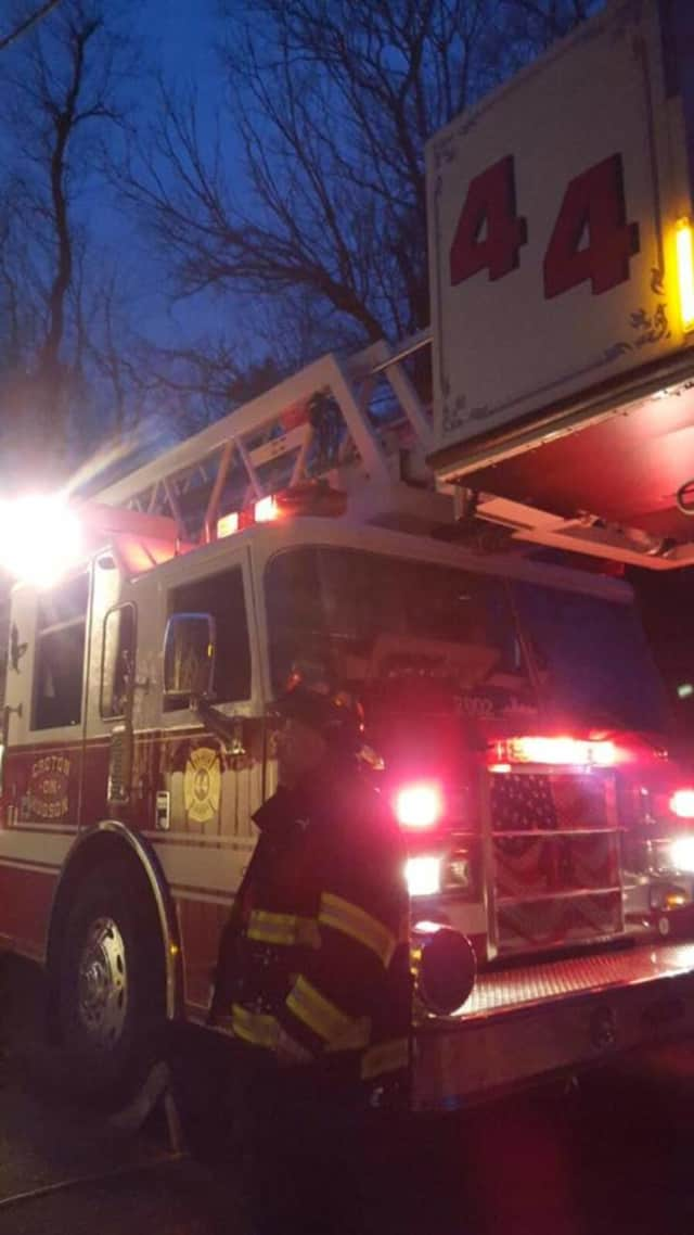 Croton firefighters answered 10 calls for service over the weekend.