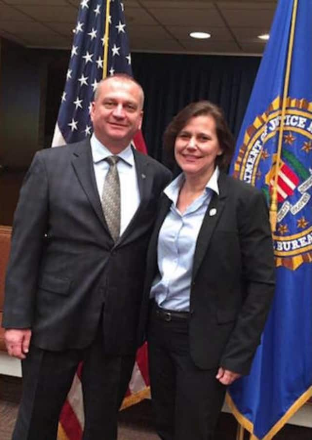 Norwalk Deputy Police Chief Susan Zecca recently graduated from the FBI Academy.