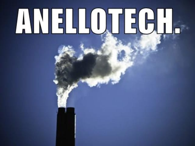 Anellotech announced it will not build its research facility at its Pearl River campus.