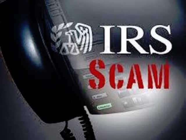 The Clarkstown Police Department is warning residents that they have been receiving notice from residents of fake calls from the IRS.