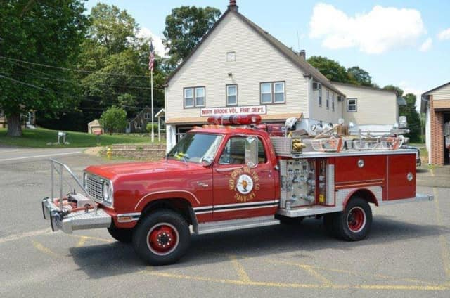 Kenneth P. Flynn was a firefighter with the Miry Brook Volunteer Fire Department.