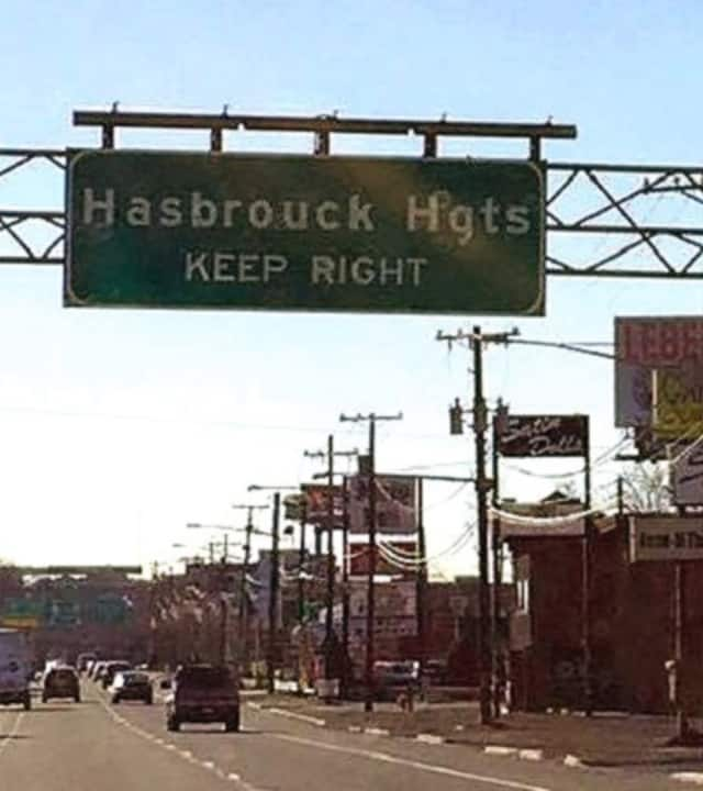 "Hasbrouck Heights ""is only about 30 minutes away from the big city but has a small town feel residents have come to love."""