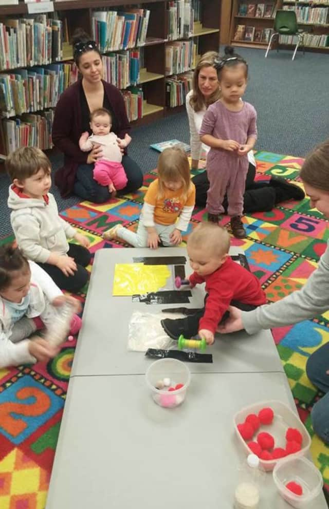 Wanaque Public Library will start a 1,000 books before kindergarten program on Monday, March 14.