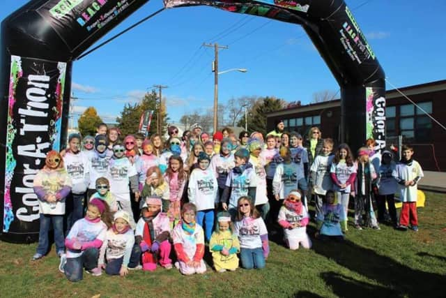 Saddle Brook will hold a color run fundraiser in April.