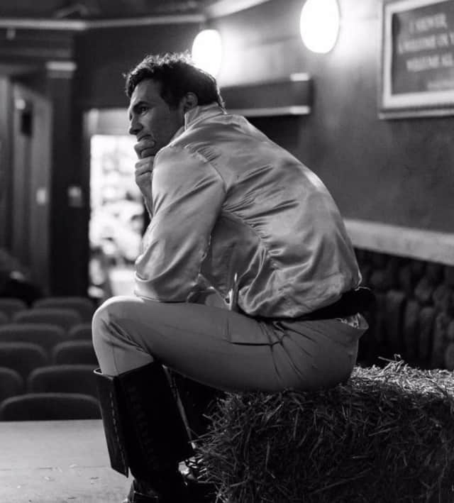 Ciarån Sheehan will perform at a St. Patrick's Day concert at a Ho-Ho-Kus church.