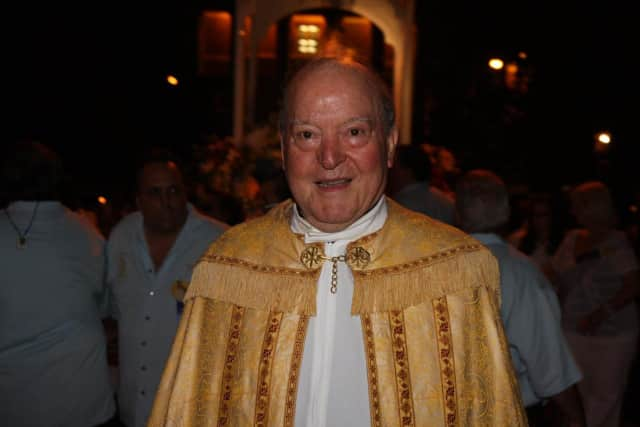 Father Terzo Vinci, 82, a priest at Our Lady of Mount Carmel in Yonker for more than 30 years, died last week.
