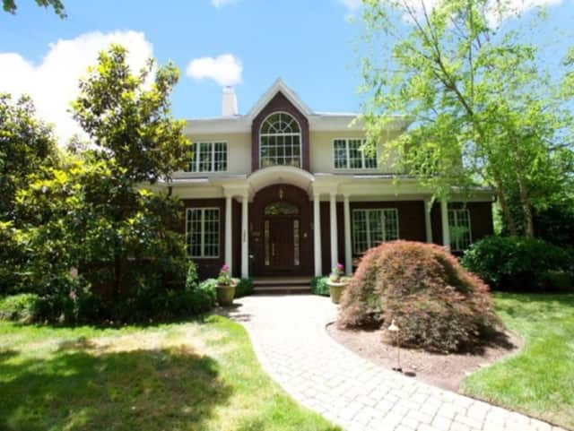 This home, located at 1270 Fayette Street in Teaneck, is listed at $2.68 million.