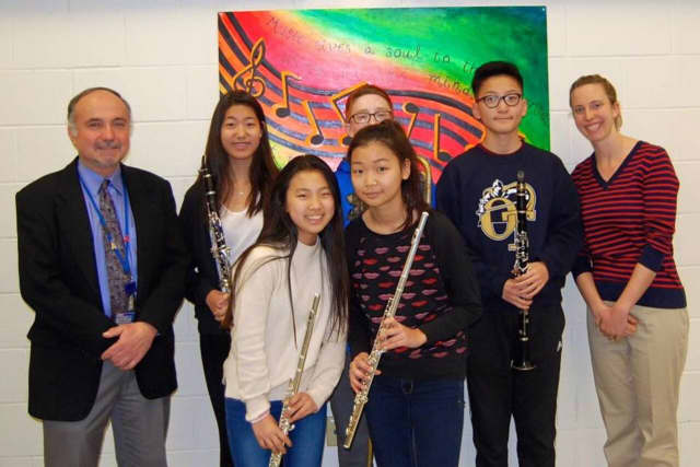 Over the past two weeks, several NVOT music students were accepted into various honors ensembles.