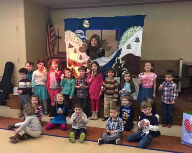 Grace Nursery School in Wyckoff will hold open houses through March.